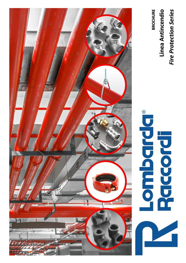 Brochure linea antincendio